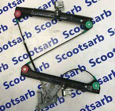 SAAB 9-3 93 Near Side Left Hand Door Window Mechanism Regulator 12793728 03-2010