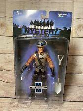 "Playing Mantis Mystery Men The Shoveler 7.25"" Action Figure 1999 Nib Sealed"