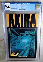 Akira #4 Marvel/Epic Comics 1988 CGC 9.6 NM+ WP MOVIE COMING - Comic I0036