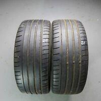 2x Dunlop SP Sport Maxx GT  225/40 R18 92Y DOT 2912 4 mm Sommerreifen