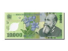 P- 112a Monastary * POLYMER NOTE* ROMANIA 10000 Lei UNC From 2000