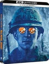Full Metal Jacket (4K Ultra HD + Blu-Ray Disc - SteelBook)