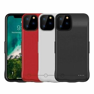 External Battery Case For iPhone 11 PRO Charging Cover 6200mAh UK Seller