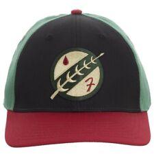 Star Wars Boba Fett Embroidered Logo Comfort Flex Fit Hat