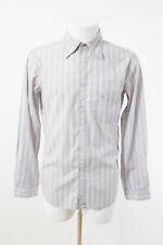 strellson Hemd Gr. M (Kragenweite 40 cm) Anzughemd 100% Baumwolle Freizeithemd