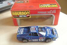 BBURAGO BURAGO FERRARI 308 GTB COD. 4117