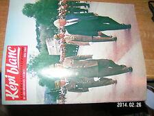 Kepi Blanc Legion Etrangere n°469 Djibouti Nimes Calvi Laudun 05/1855 Sebastopol