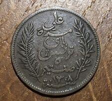 TRES BELLE PIECE DE 5 CENTIMES 1891 A TUNISIE (21)