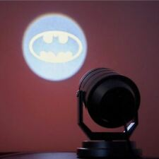 Batman Bat Signal Projector Plug In Yellow Light Lamp DC Comics