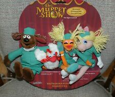 The Muppet Show - Veterinarian's Hospital Classic Character Collection Plush NEW