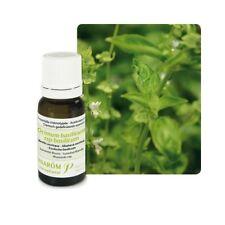 Pranarom - Huile Essentielle Basilic Exotique  Bio - 10 ml