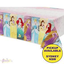 Disney Princess Dream Big Princess Table Cover By Spotlight