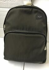 Brand New Jack Spade Book Pack NYRU2693 Nylon Twill Brown Backpack. MSRP $298.00