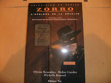 GUY WILLIAMS ZORRO CLASSIC DISNEY TV SHOW NEW FRENCH BOOK lost in space