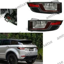 Rear LED L&R Tail Brake Lights Lamps For Land Rover Range Rover Evoque 2012-18 A