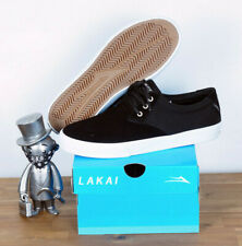 Lakai Footwear Skate Schuhe Shoes Daly Black Suede 9,5/43