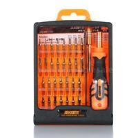 JAKEMY 33 In 1 Screwdrivers Set Electrical Work Repair Tools Kit JM8101 Y5N2