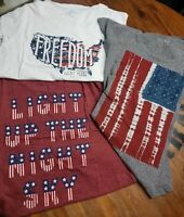 Lucky Brand women's American 3 pack of shirts