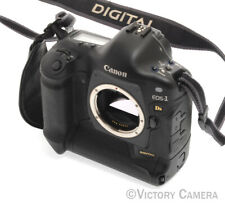 Canon EOS 1Ds 11.1MP Digital SLR Camera - Black (Body Only) (9115-10)