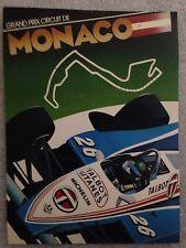 Monaco Grand Prix Postcard 1st On eBay Car Poster. Own It