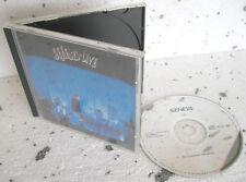 GENESIS Live (1973) CD © 1994 Virgin Records CLACDX 1  7243 8 39778 2 6
