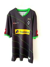 Borussia Monchengladbach Away Shirt 2011. XXL. Lotto. Grey Adults Football Top.