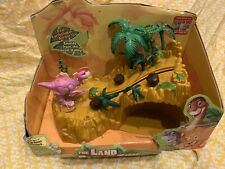 "The Land Before Time Earthshakin' Mountain with Ruby Mini 4"" Figure included"