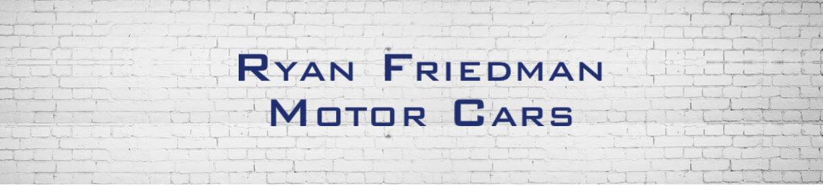Ryan Friedman Motor Cars