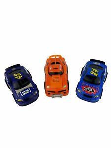 2007 Mattel Shake N Go NASCAR Racecars 88-24-48 Lot Of 3 *TESTED*