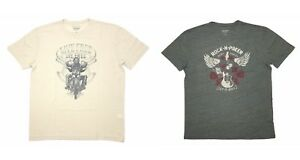 Lucky Brand Mens Graphic Tee T-Shirt Choose Size & Color -C