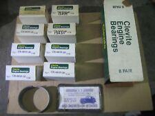 "AMC CHRYSLER  V8 Clevite CB-481P Engine Connecting Rod Bearing Set .030"" SIZE"