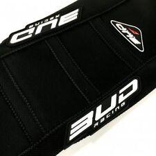 Cubiertas de asientos negros para motos KTM