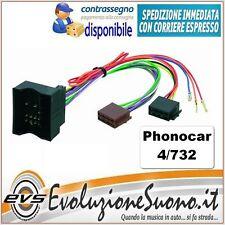 Phonocar 04732 Cavo Autoradio Fakra a Iso BMW 3 (E90)  05>  3 TOURING (E91) 05>