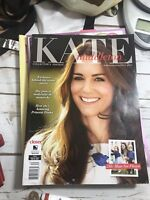 Kate Middleton magazine Collector's edition Queen Elizabeth Princess Diana Style