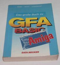 El gran libro de Gfa BASIC, amiga-literatura en utilizada, muy raras