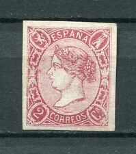 1865.ESPAÑA.EDIFIL 69(*).DICTAMEN CEM.PRECIOSO.CAT 430 €