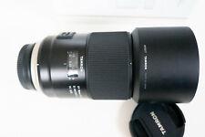 Tamron SP 90mm f2,8 Di MACRO VC USD für Nikon