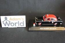 Nostalgie Peugeot 403 1:43 Taxi G7, red / black (JMR)