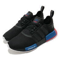 adidas Originals NMD_R1 BOOST Black Red Blue Men Casual Shoes Sneakers FX4355