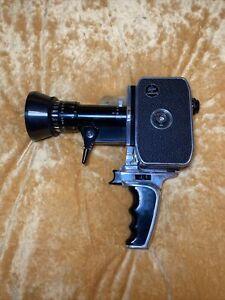 8mm Bolex P1 Zoom Reflex camera