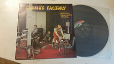 '70 Cosmo's Factory Creedence Clearwater Revival australia MISPRINT sly933872 LP