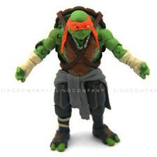 """4"""" TMNT Michelangelo Teenage Mutant Ninja Turtles 2014 Movie Action Figure"""