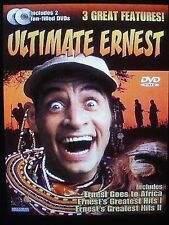 Ultimate Ernest (DVD, 2006, 2-Disc Set) WORLDWIDE SHIP AVAIL!