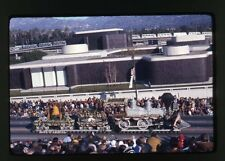 1976 Bank of America Railroad/Locomotive Parade Float - Vintage 35mm Slide
