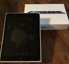 Apple iPad Air Tablet 16GB WiFi - Black/Space Gray (MD785LL/A Excellent A+