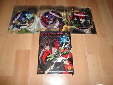 GET BACKERS GETBACKERS ANIME EN DVD VOL. 1 CON 3 DISCOS 13 EPISODIOS BUEN ESTADO