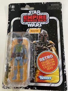 Star Wars Boba Fett Retro Collection Action Figure