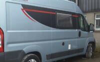 Camper Van, Motorhome Graphics Horsebox Caravan RV Decals Vinyl Sticker