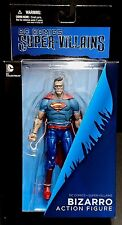"DC Comics Super-Villains BIZARRO 7"" Figure New! (Batman/Superman)"