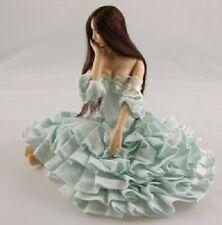 1:12 Visual Mini Doll Dressing Made Easy TASMIN Tutorial, pattern,hair & more!
